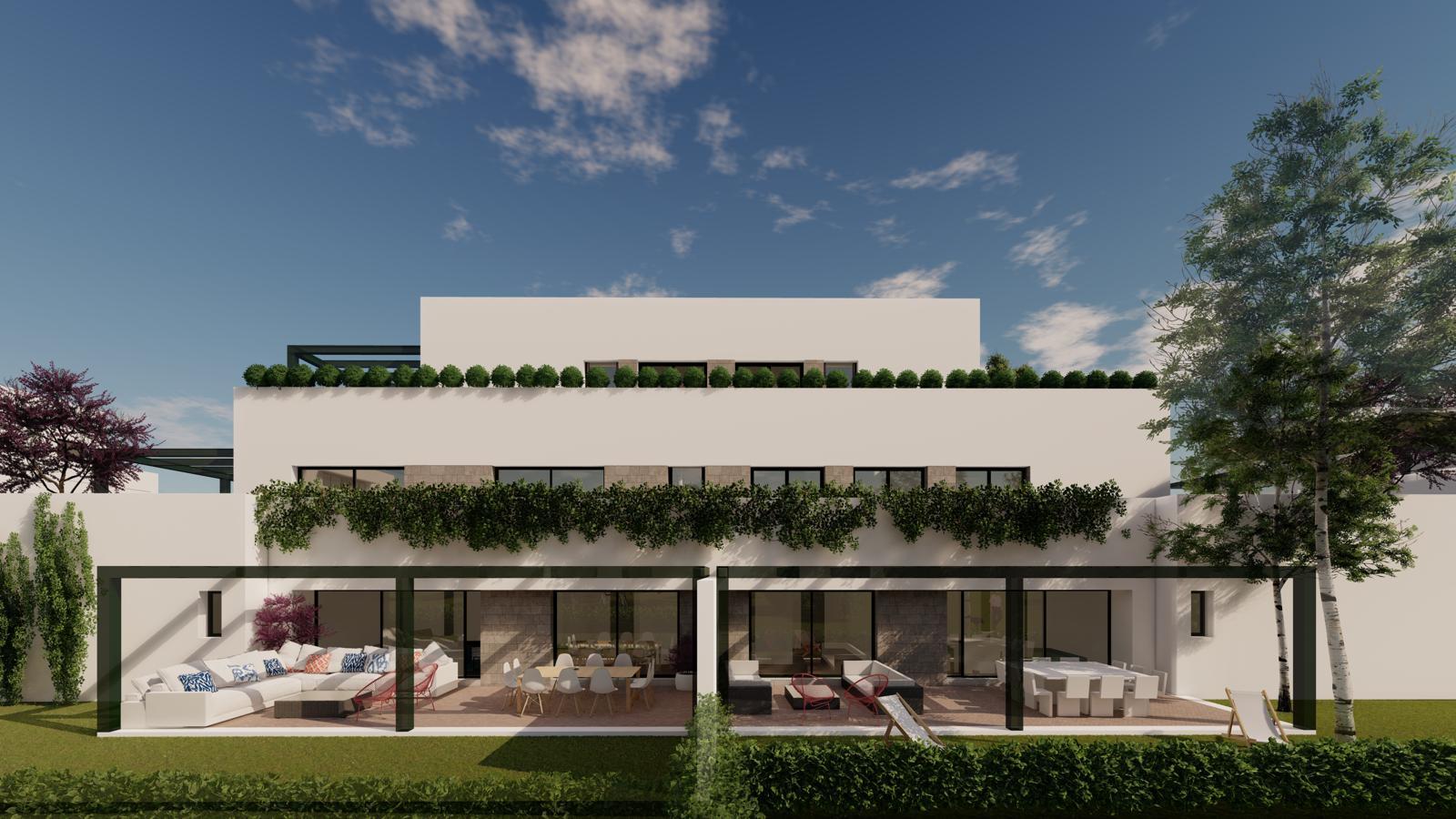 Nieuwbouw project in Sotogrande (Spanje, Costa del Sol)