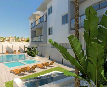 Nieuwbouw Appartement Te koop in Benijófar in Spanje, gelegen aan de Costa Blanca-Zuid