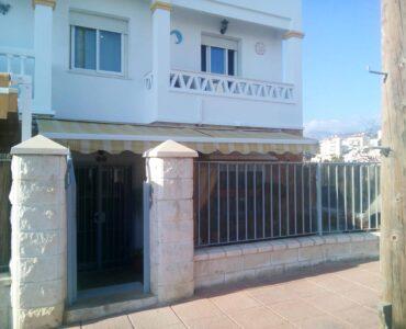 Resale Huis Te koop in Torrox in Spanje, gelegen aan de Costa del Sol-Oost