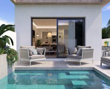 Nieuwbouw Villa Te koop in Dolores in Spanje, gelegen aan de Costa Blanca-Zuid