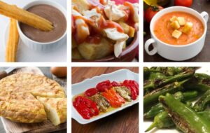 Vegetarische gerechten in het Spanje van vlees en vis