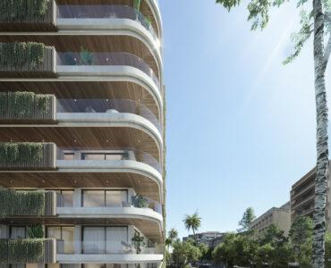 Nieuwbouw Project  in Fuengirola in Spanje, gelegen aan de Costa del Sol-Centro