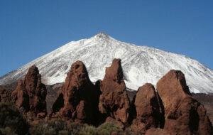 De zes grootste en bekendste vulkanen van Spanje