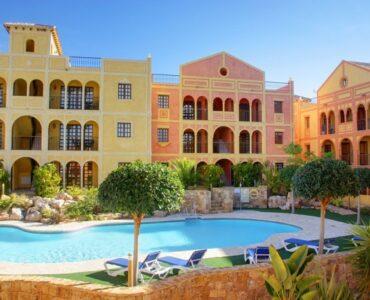 Resale Appartement Te koop in Palomares (04618) in Spanje, gelegen aan de Costa de Almería