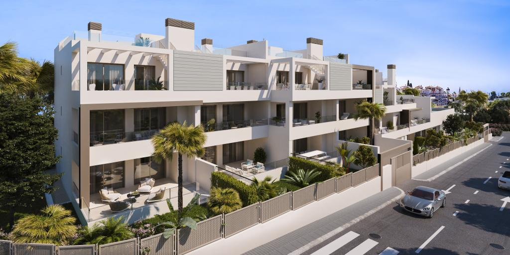 Appartement te koop in Nerja (Spanje, Costa del Sol)