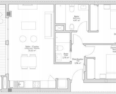 Nieuwbouw Appartement Te koop in Nerja in Spanje, gelegen aan de Costa del Sol-Oost