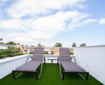 Nieuwbouw Huis Te koop in Dénia in Spanje, gelegen aan de Costa Blanca-Noord