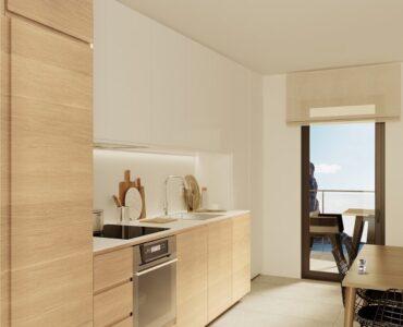 Nieuwbouw Appartement Te koop in Calpe in Spanje, gelegen aan de Costa Blanca-Noord