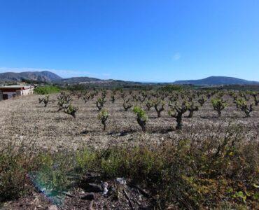 Resale Grondstuk Te koop in Benissa in Spanje, gelegen aan de Costa Blanca-Noord