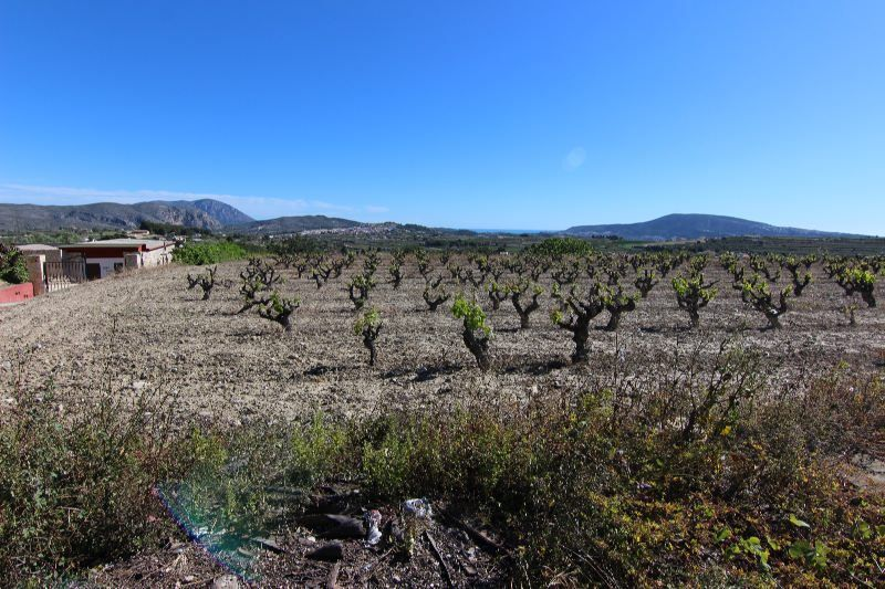 Bouwgrond te koop in Jávea (Spanje, Costa Blanca)