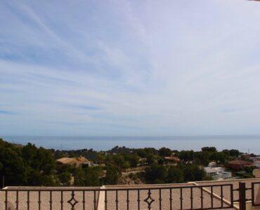 Resale Huis Te koop in Altea in Spanje, gelegen aan de Costa Blanca-Noord