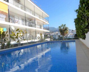 Resale Appartement Te koop in Nerja in Spanje, gelegen aan de Costa del Sol-Oost
