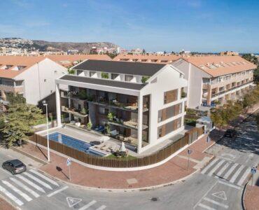 Resale Appartement Te koop in Jávea in Spanje, gelegen aan de