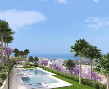 Nieuwbouw Project  in Benalmadena Costa in Spanje, gelegen aan de Costa del Sol-Centro
