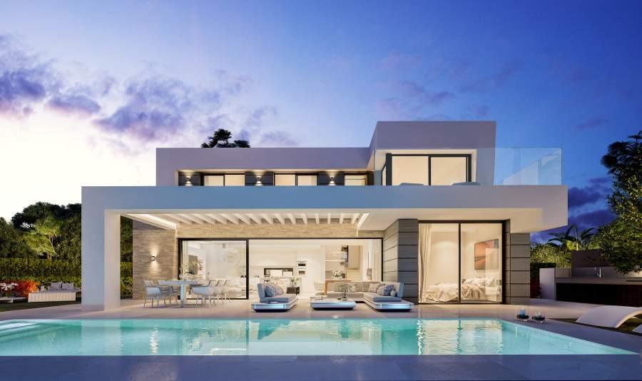 Nieuwbouw in Marbella East (Spanje, Costa Del Sol)