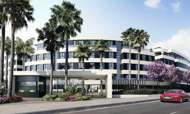 Nieuwbouw Project  in Torremolinos in Spanje, gelegen aan de Costa del Sol-Centro