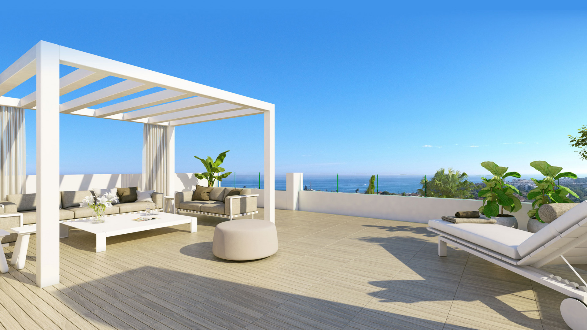 Appartementen en penthouses in Estepona (Spanje, Costa del Sol)