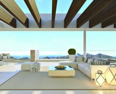 Nieuwbouw Project  in Ojen in Spanje, gelegen aan de Costa del Sol-Centro
