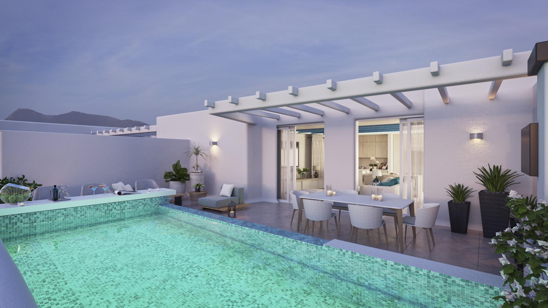 Nieuwbouw project in Marbella (Spanje, Costa del Sol)