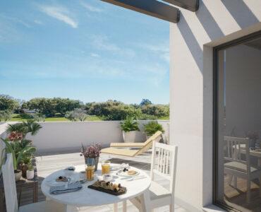 Nieuwbouw Project  in San Roque in Spanje, gelegen aan de Costa del Sol-West