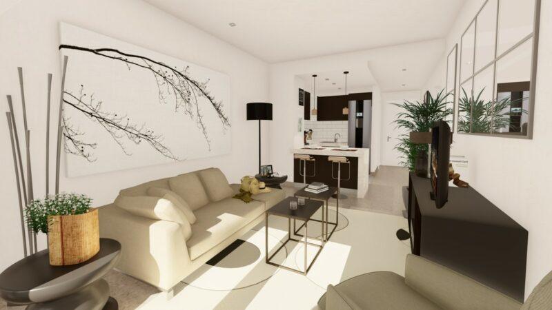 Nieuwbouw Appartement Te koop in Manilva in Spanje, gelegen aan de Costa del Sol-West