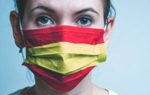 Bijna heel Spanje heeft nu een mondkapjesplicht