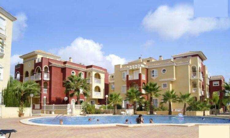 Resale Appartement Te koop in Murcia in Spanje, gelegen aan de Costa Cálida
