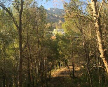 Resale Grondstuk Te koop in Altea in Spanje, gelegen aan de Costa Blanca-Noord