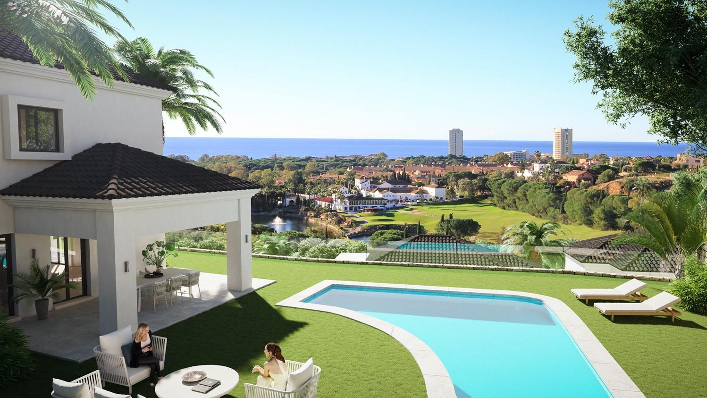 Nieuwbouw project in Marbella East (Spanje, Costa del Sol)