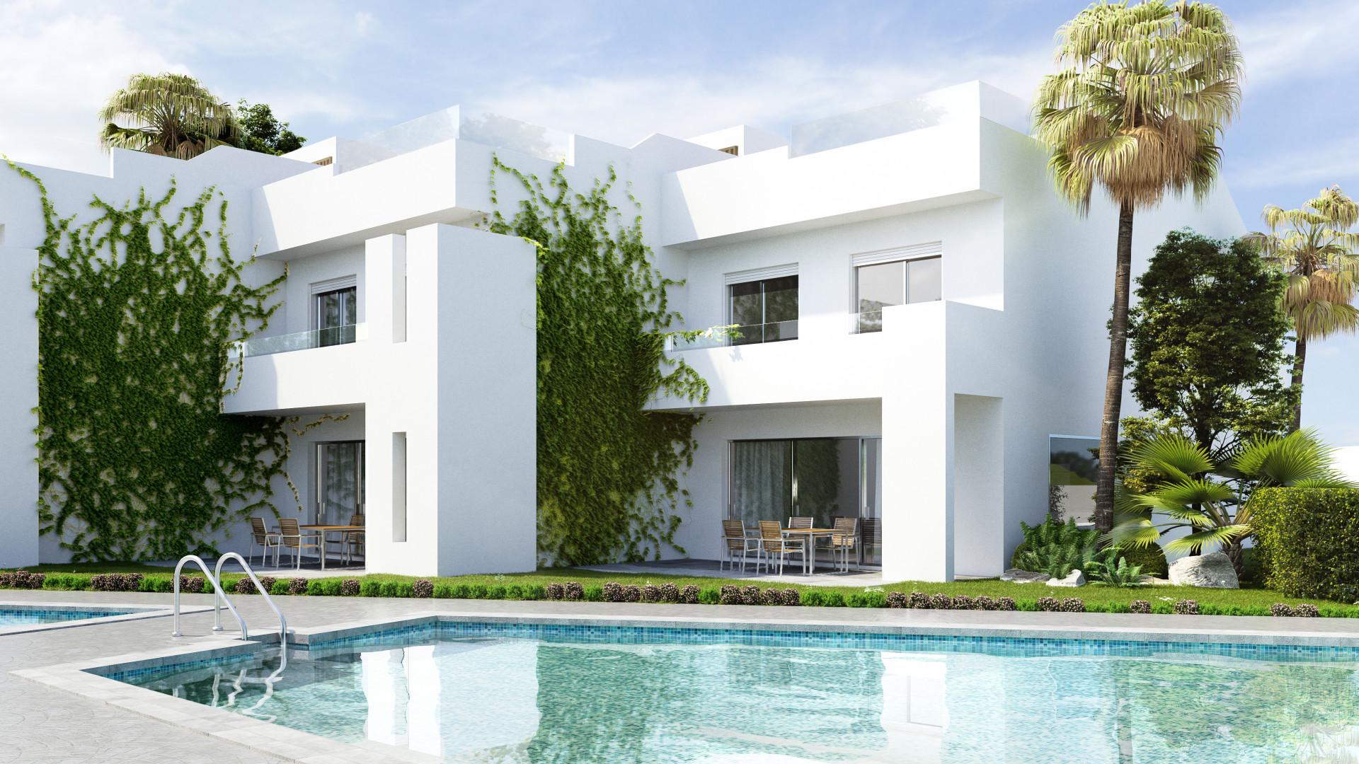Nieuwbouw project in Nueva Andalucia (Spanje, Costa del Sol)