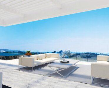 Nieuwbouw Appartement Te koop in Estepona in Spanje, gelegen aan de Costa del Sol-West