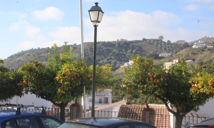 Resale Huis Te koop in Archez in Spanje, gelegen aan de Costa del Sol-Oost