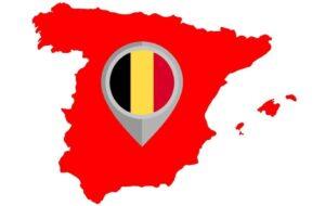 Belgen mogen met rood reisadvies naar Spanje reizen maar het wordt wel afgeraden