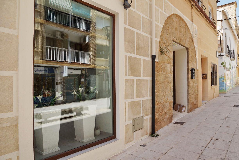 Hotel te koop in La Xara (Spanje, Costa Blanca)