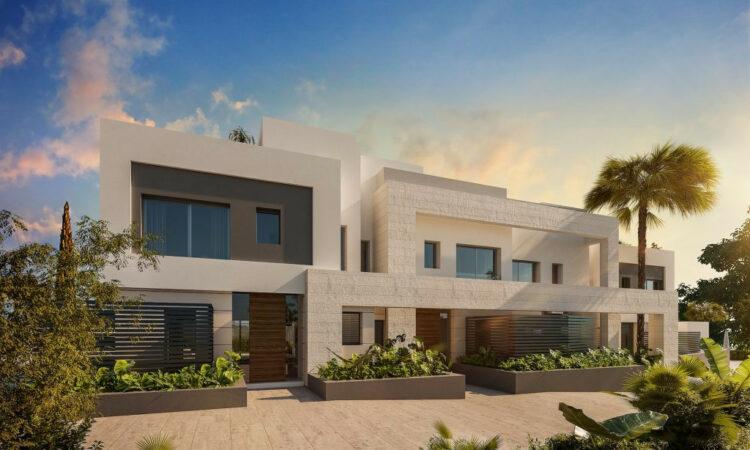 Nieuwbouw Project  in San Pedro Alcantara in Spanje, gelegen aan de Costa del Sol-West