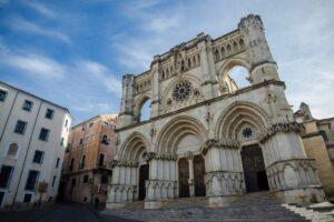 Kathedraal Cuenca Spanje
