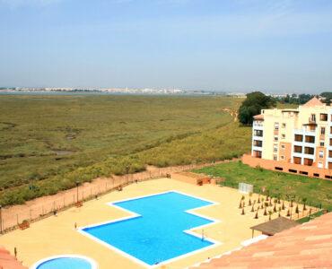 Nieuwbouw Project  in Isla Canela in Spanje, gelegen aan de Costa de la Luz