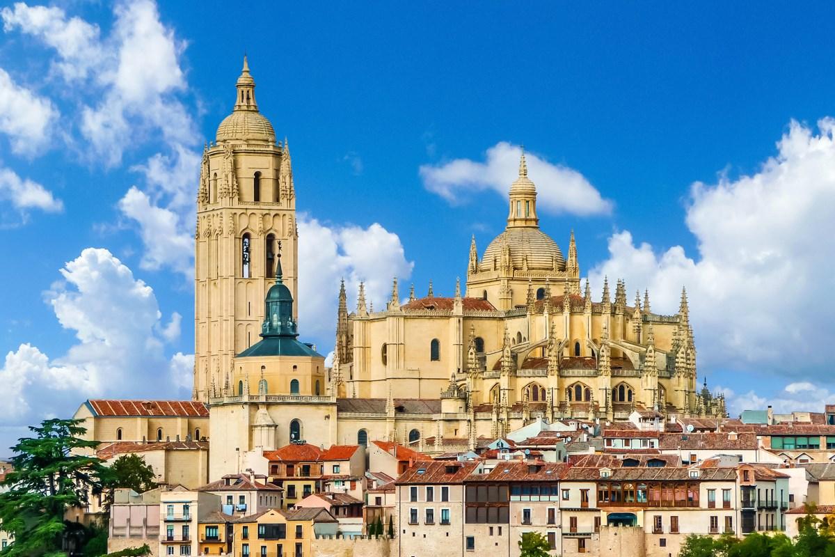 10 van de mooiste Kathedralen van Spanje