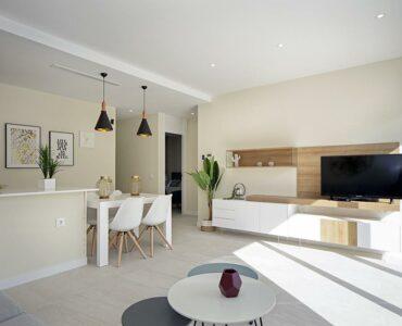 Resale Appartement Te koop in Finestrat in Spanje, gelegen aan de Costa Blanca-Noord