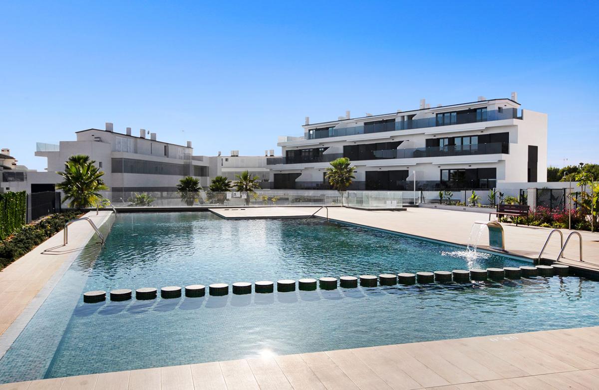 Appartement te koop in Finestrat (Spanje, Costa Blanca)