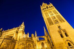 Kathedraal van Sevilla Spanje