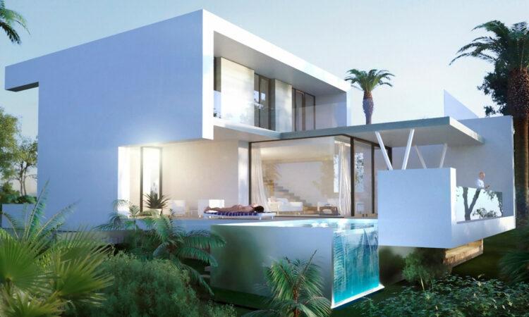 Nieuwbouw Project  in Estepona in Spanje, gelegen aan de Costa del Sol-West