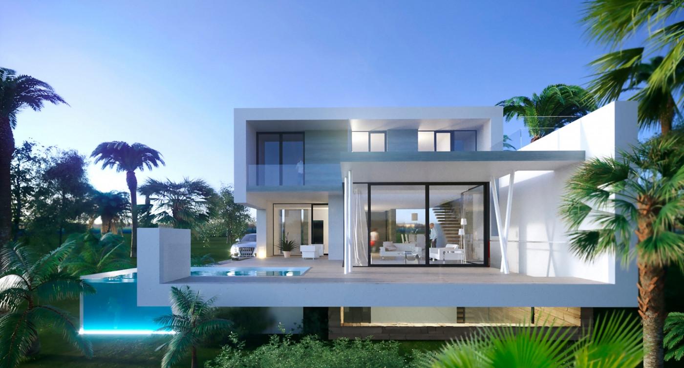 Nieuwbouw project in Estepona (Spanje, Costa del Sol)