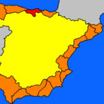 Costa de Cantabrië
