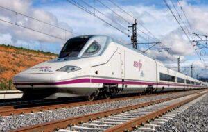 Eind januari met de hogesnelheidstrein van Orihuela en Elche naar Madrid
