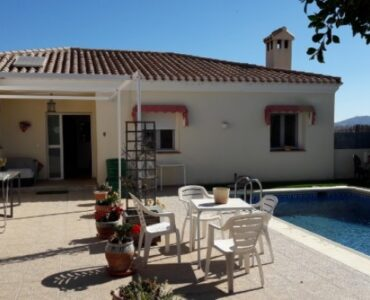 Resale Villa Te koop in Los Gallardos (04280) in Spanje, gelegen aan de Costa de Almería
