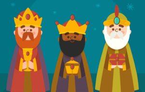 """Het Driekoningen of """"Los Reyes Magos"""" feest in Spanje"""