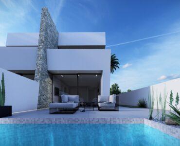 Nieuwbouw Project  in San Pedro Del Pinatar in Spanje, gelegen aan de Costa Cálida