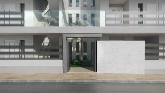 Nieuwbouw Project  in San Juan De Los Terreros in Spanje, gelegen aan de Costa de Almería