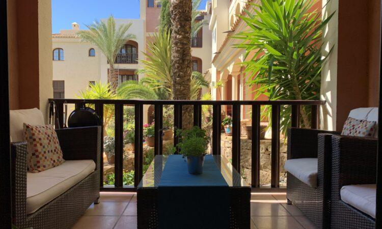 Resale Appartement Te koop in Villaricos in Spanje, gelegen aan de Costa de Almería